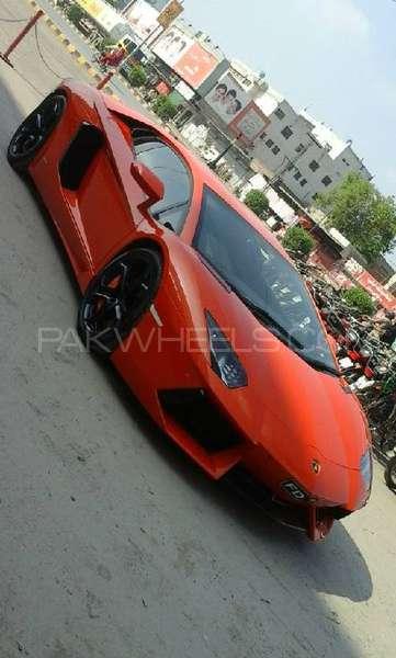 Lamborghini Aventador - 2012  Image-1