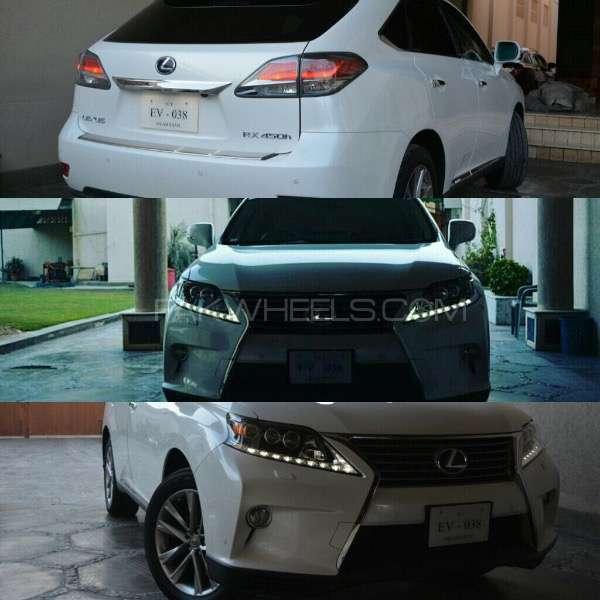 Lexus RX Series - 2014  Image-1