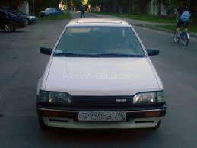 Mazda 323 - 1987  Image-1