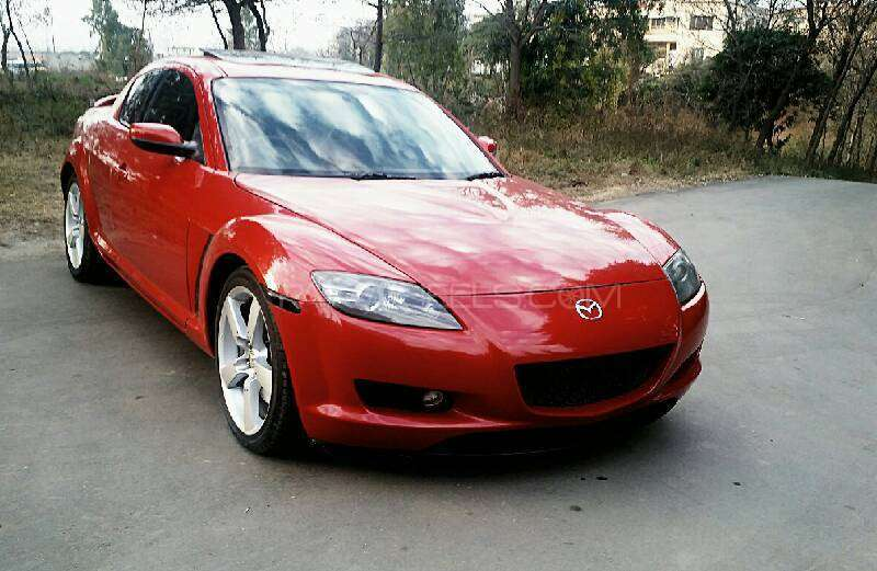 Mazda RX8 - 2006 wankel  Image-1