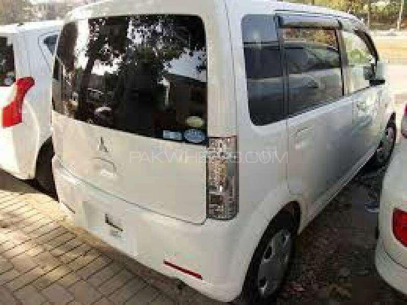 Mitsubishi Ek Wagon - 2011 ali sid Image-1