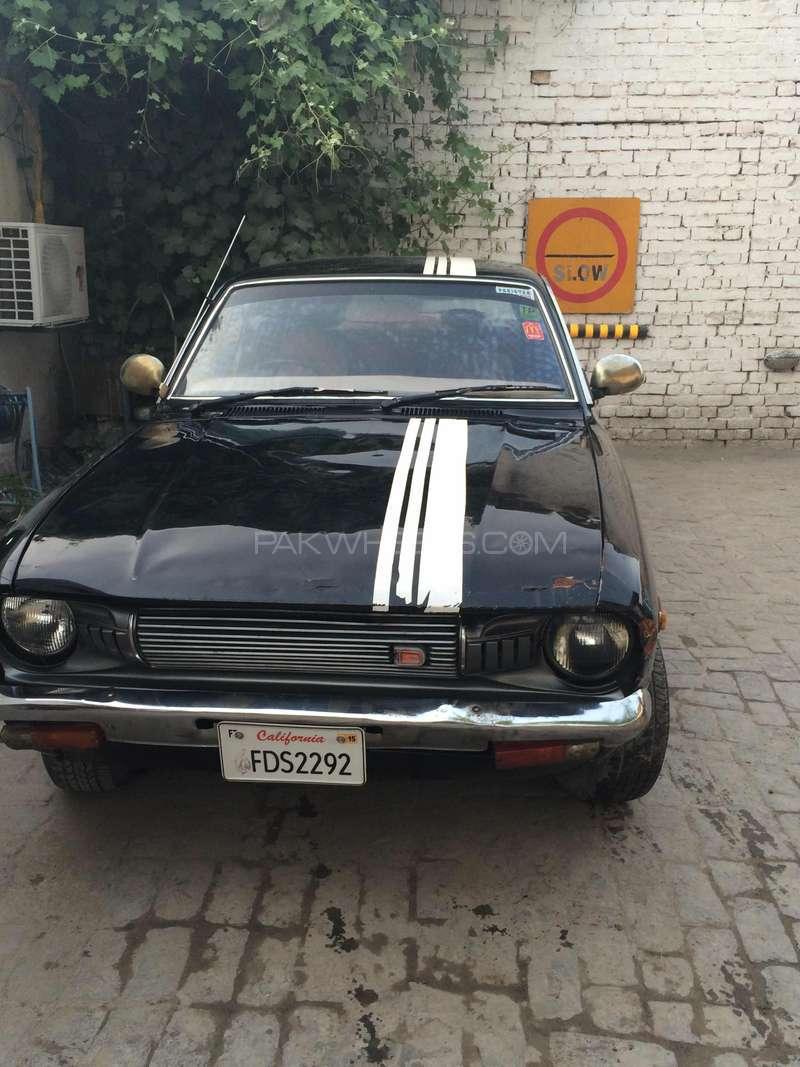 Nissan 120 Y - 1975 Datsun Image-1