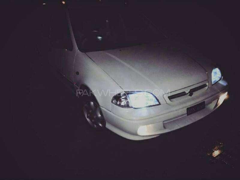 Suzuki Cultus - 2003  Image-1