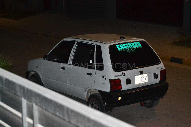 Suzuki Mehran - 1997  Image-1