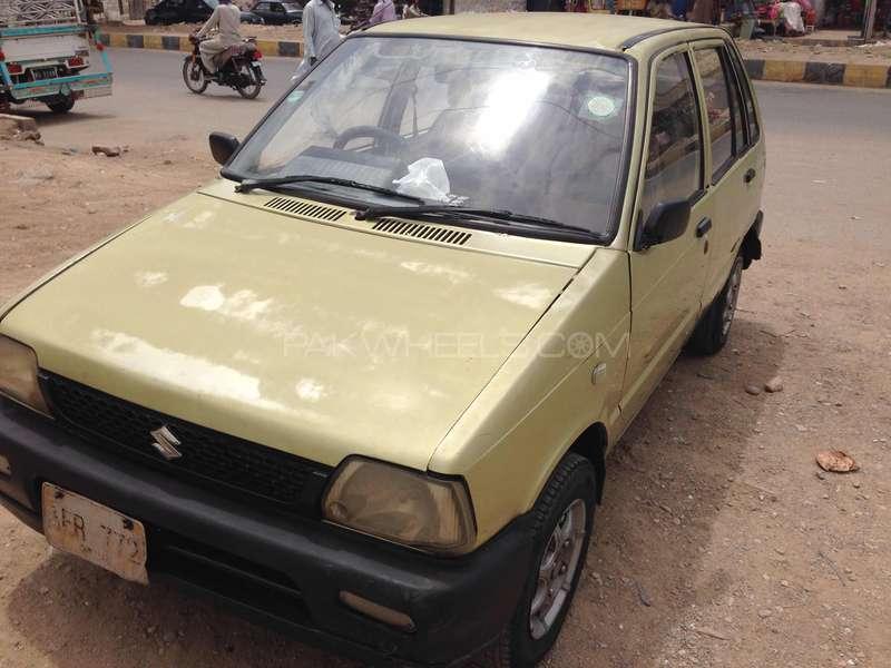 Suzuki Mehran - 2003  Image-1