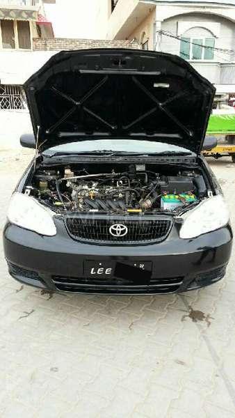 Toyota Corolla - 2008 imran Image-1