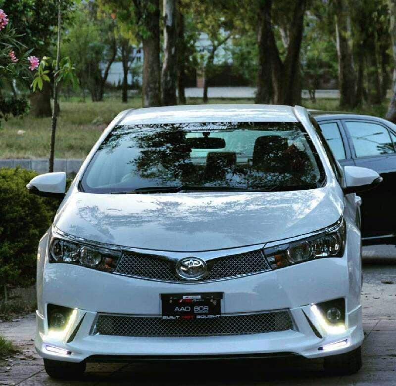 Toyota Corolla - 2016 Rolla Image-1