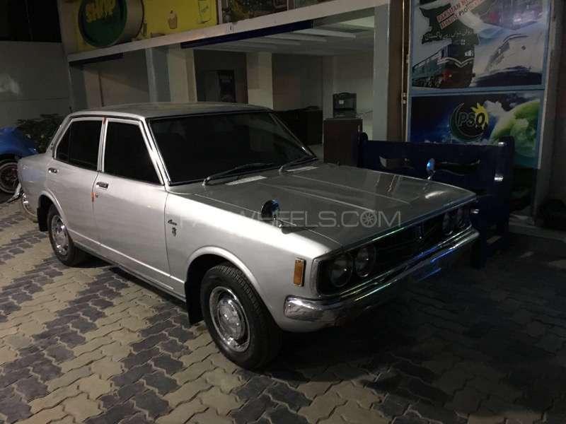Toyota Corona - 1985  Image-1