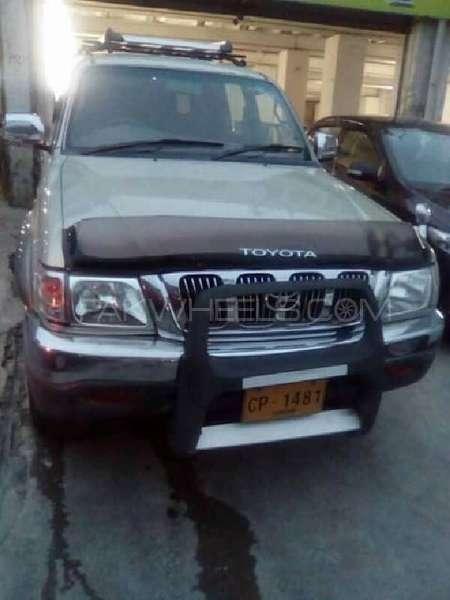 Toyota Pickup - 2001 khan Image-1