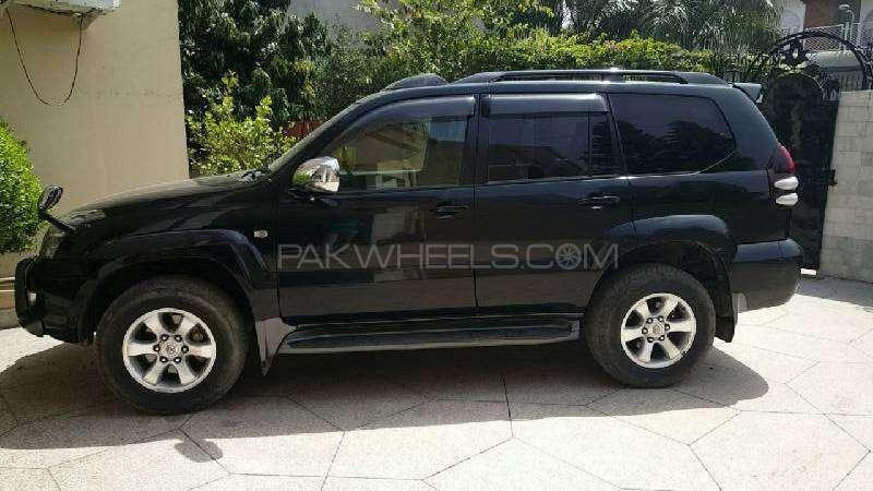 Toyota Prado - 2006  Image-1