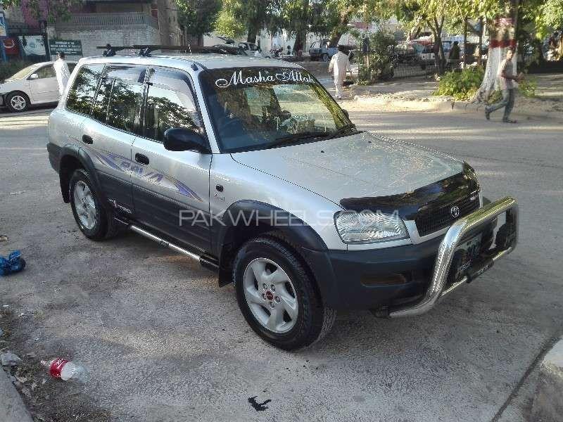 Toyota Rav4 - 1998  Image-1