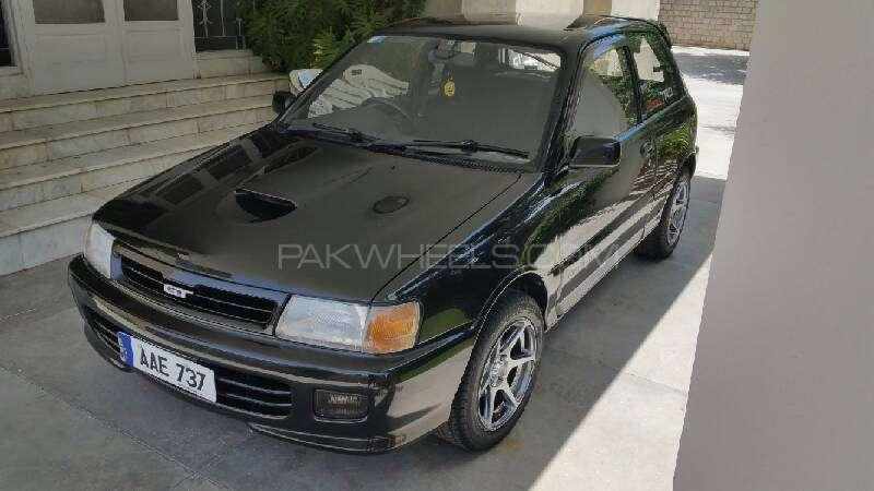 Toyota Starlet - 1996  Image-1