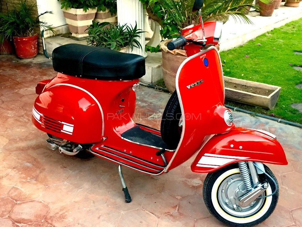 Vespa 150cc - 1977  Image-1