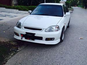 Honda Civic - 2000