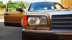 Mercedes Benz S Class - 1985