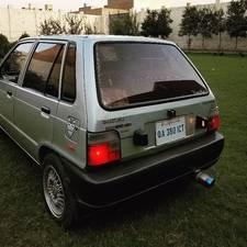 Suzuki Mehran - 2010