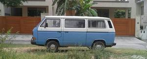 Volkswagen Kombi - 1986