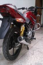 Yamaha YBR 125G - 2016