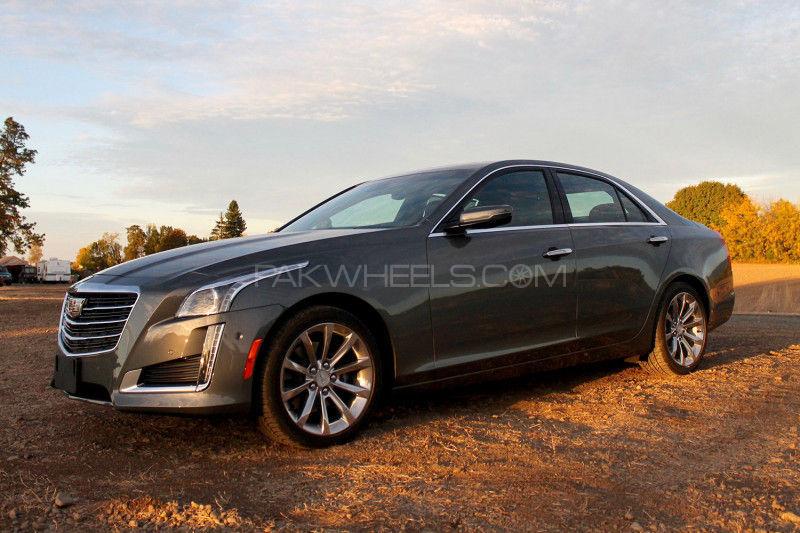 Cadillac Cts - 2016  Image-1