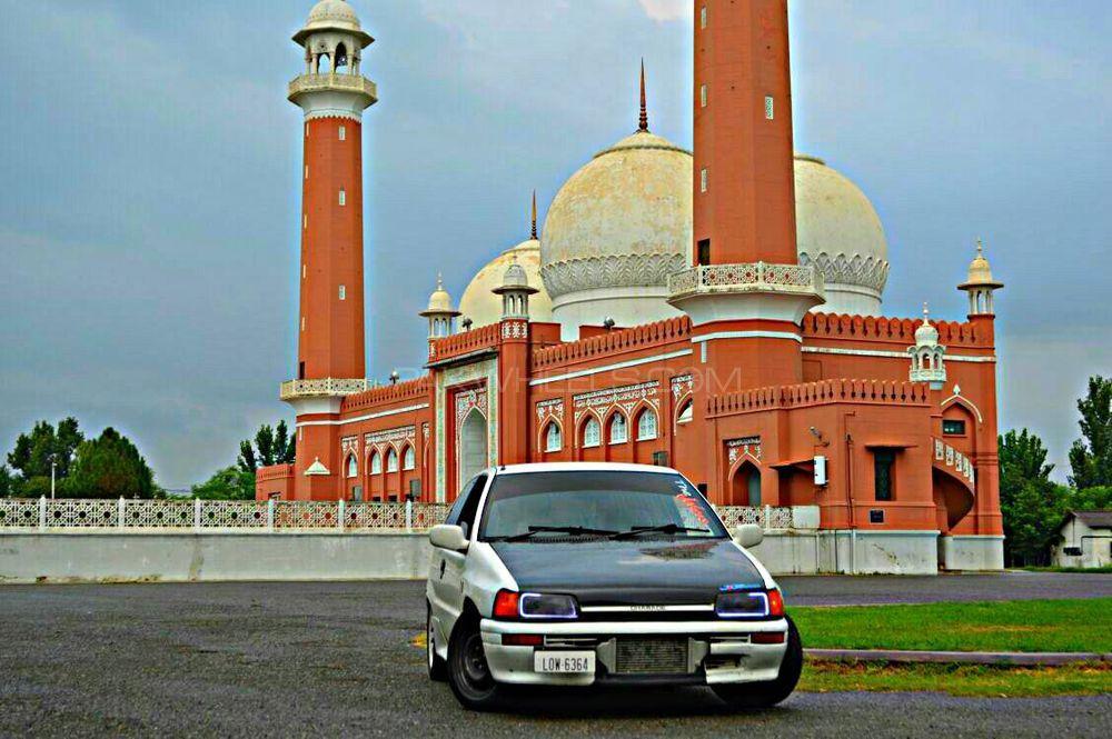 Daihatsu Charade - 1987  Image-1