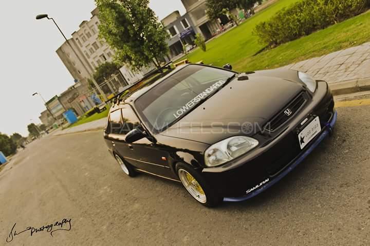 Honda Civic - 1996  Image-1