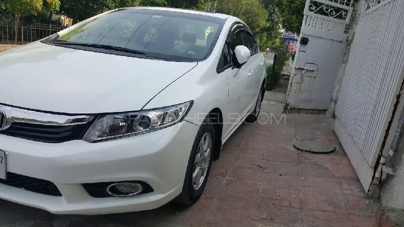 Honda Civic - 2012 roll up Image-1