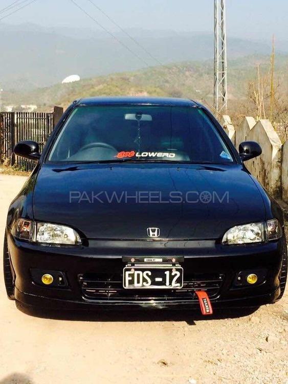 Honda Ferio - 1995 waqar Image-1