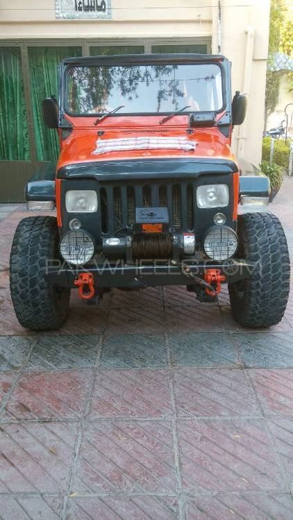 Jeep Other - 2000  Image-1