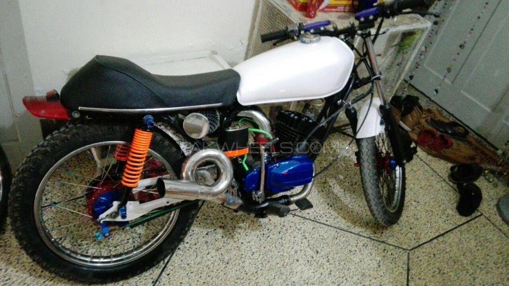 Kawasaki GTO 110 - 1986  Image-1