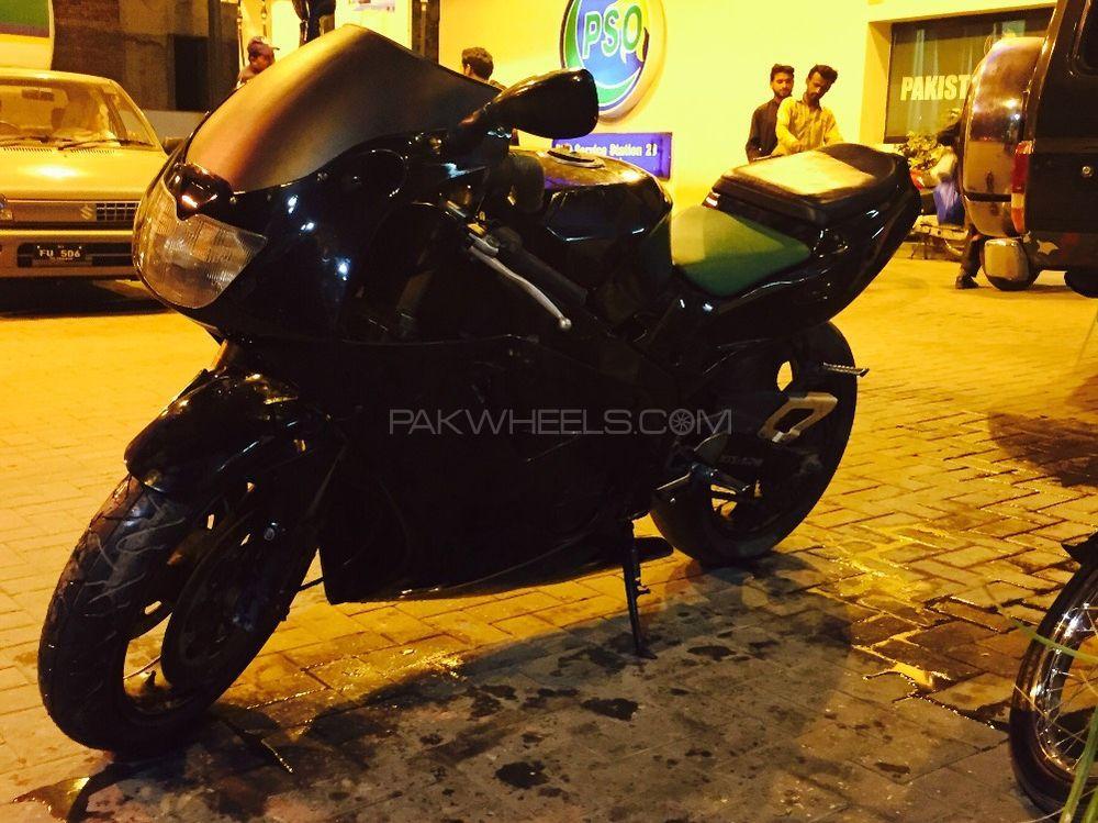 Kawasaki Ninja ZX-6R - 2003  Image-1
