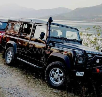 Land Rover Defender - 1989  Image-1