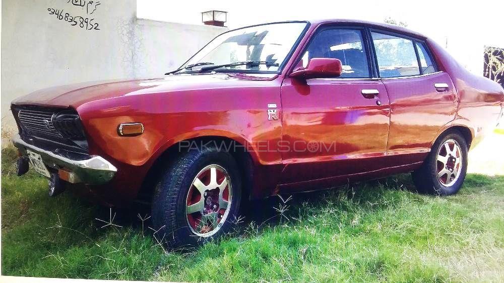 Nissan 120 Y - 1976  Image-1
