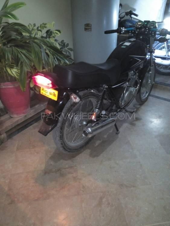Suzuki GS 150 - 2016  Image-1