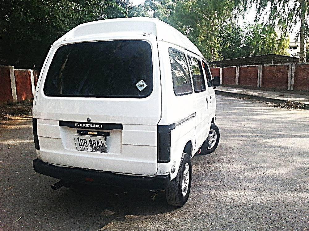 Suzuki Bolan - 1988  Image-1