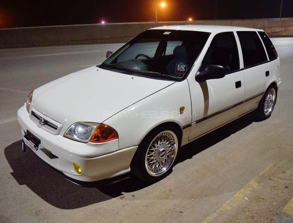 Suzuki Cultus - 2007  Image-1