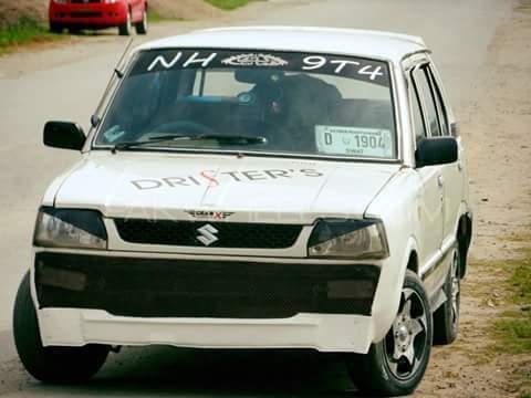Suzuki FX - 1989  Image-1