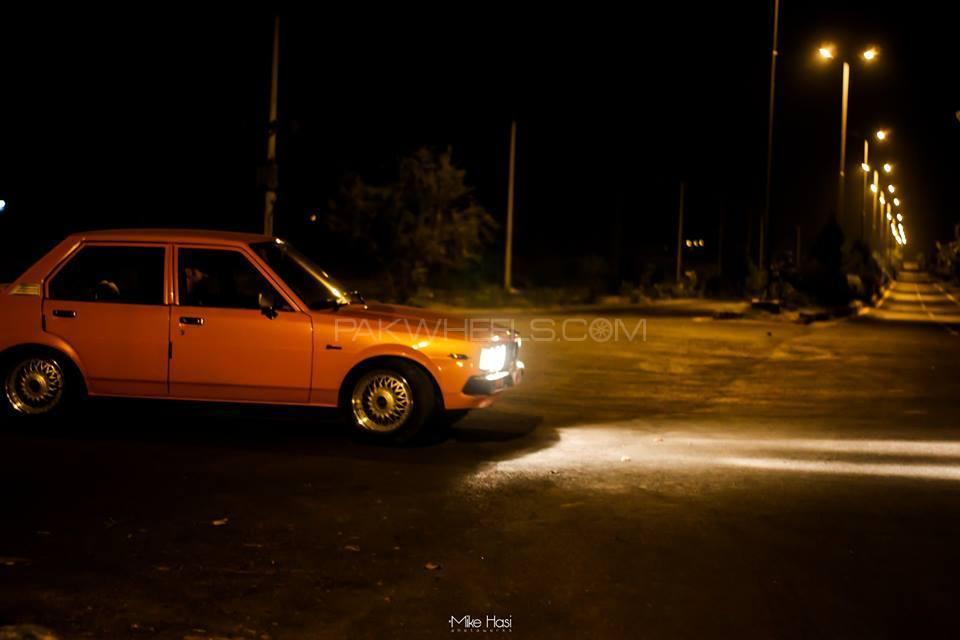 Toyota 86 - 1980  Image-1