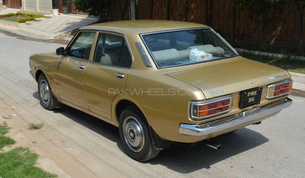 Toyota Corolla - 1972  Image-1