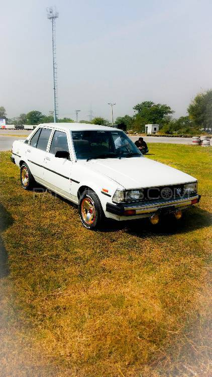 Toyota Corolla - 1982  Image-1
