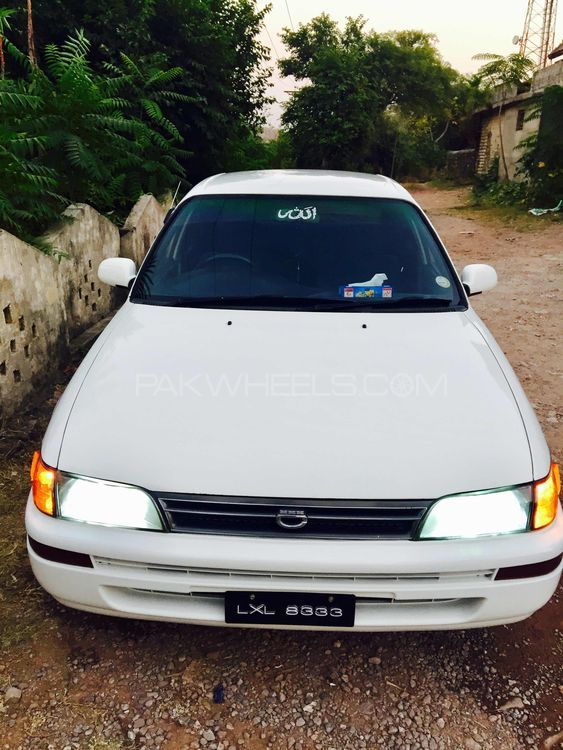 Toyota Corolla - 1999 waqar raja  Image-1