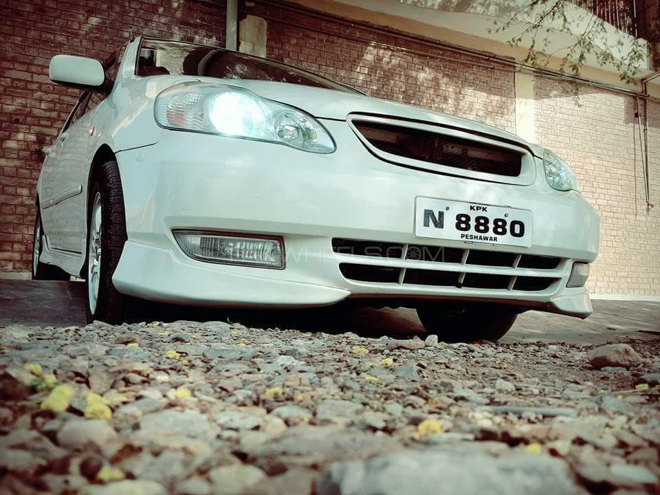 Toyota Corolla - 2002  Image-1