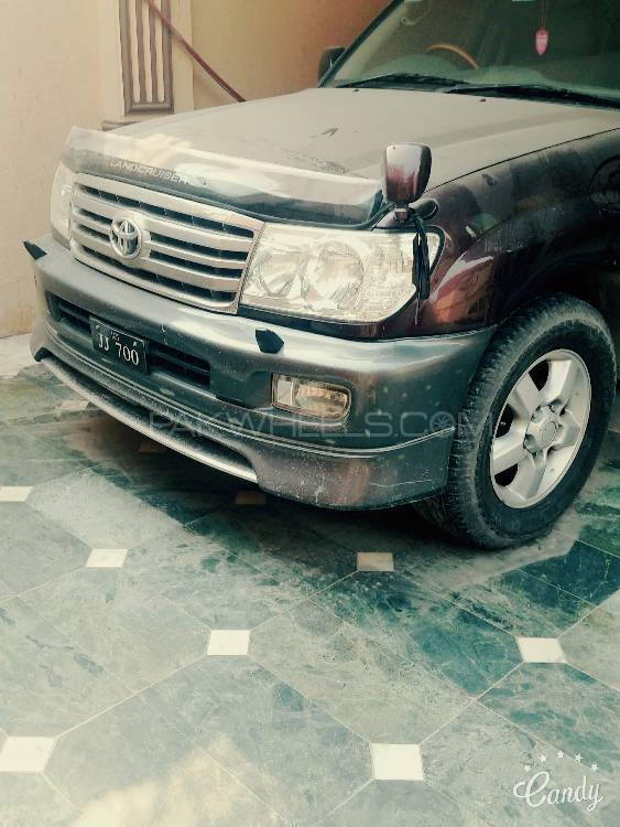 Toyota Land Cruiser - 2003  Image-1