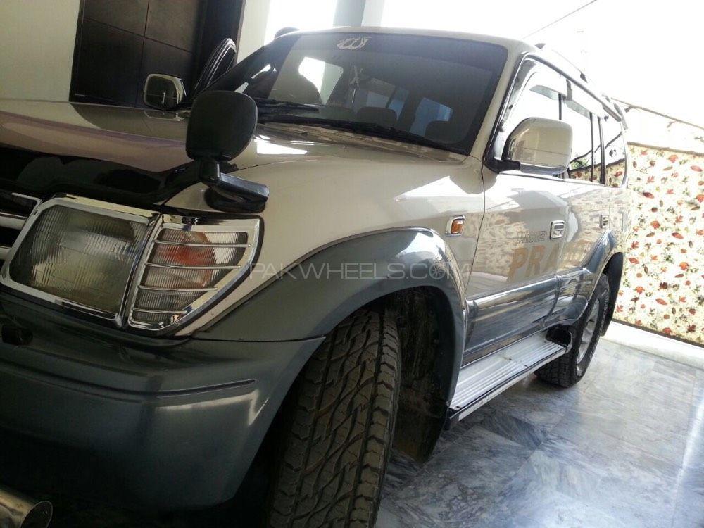 Toyota Prado - 1997  Image-1
