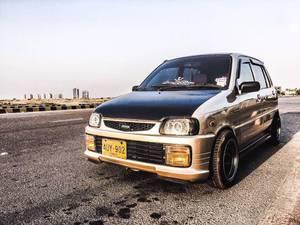 Daihatsu Cuore - 2012