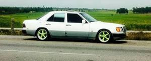 Mercedes Benz E Series - 1990