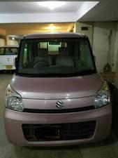 Suzuki Spacia - 2013