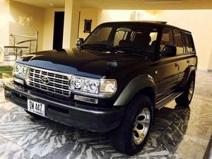 Toyota Land Cruiser - 1996