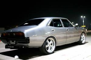 Toyota Mark II - 1973