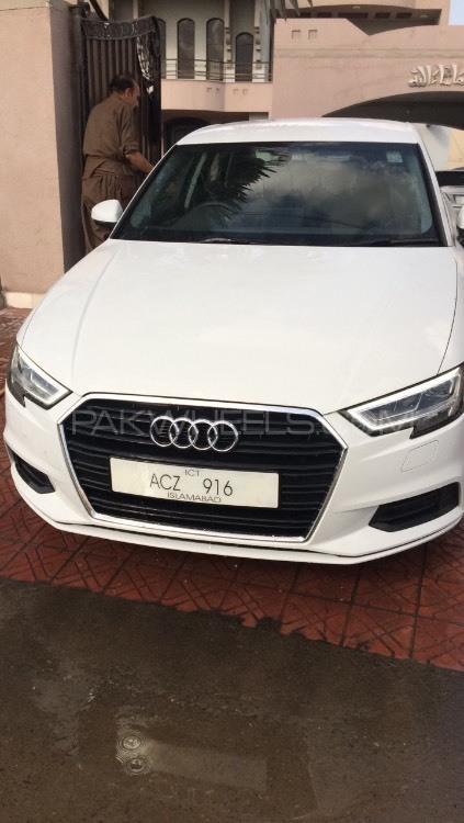 Audi A3 - 2017  Image-1