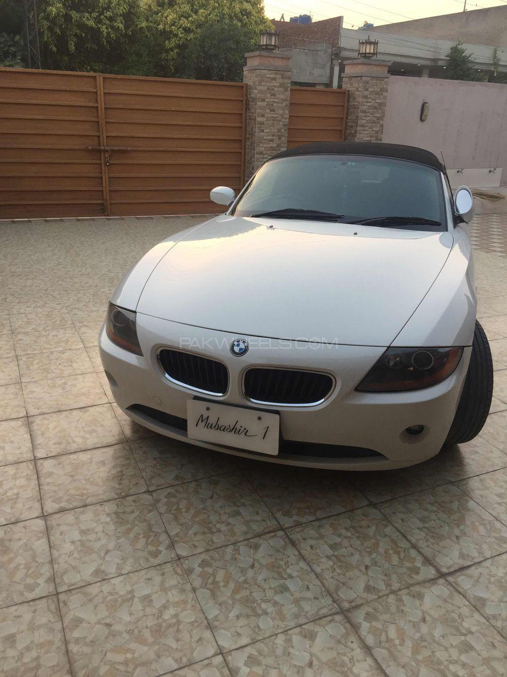 BMW Z4 - 2004 Billa Image-1
